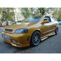 Opel Astra G coupe - Tuning