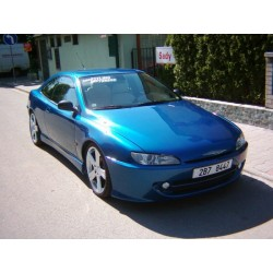 Peugeot 406 Coupe - Tuning