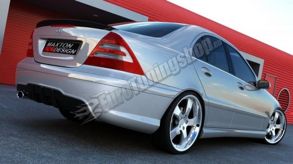 mercedes w203 body kit w204 amg look tuning. Black Bedroom Furniture Sets. Home Design Ideas