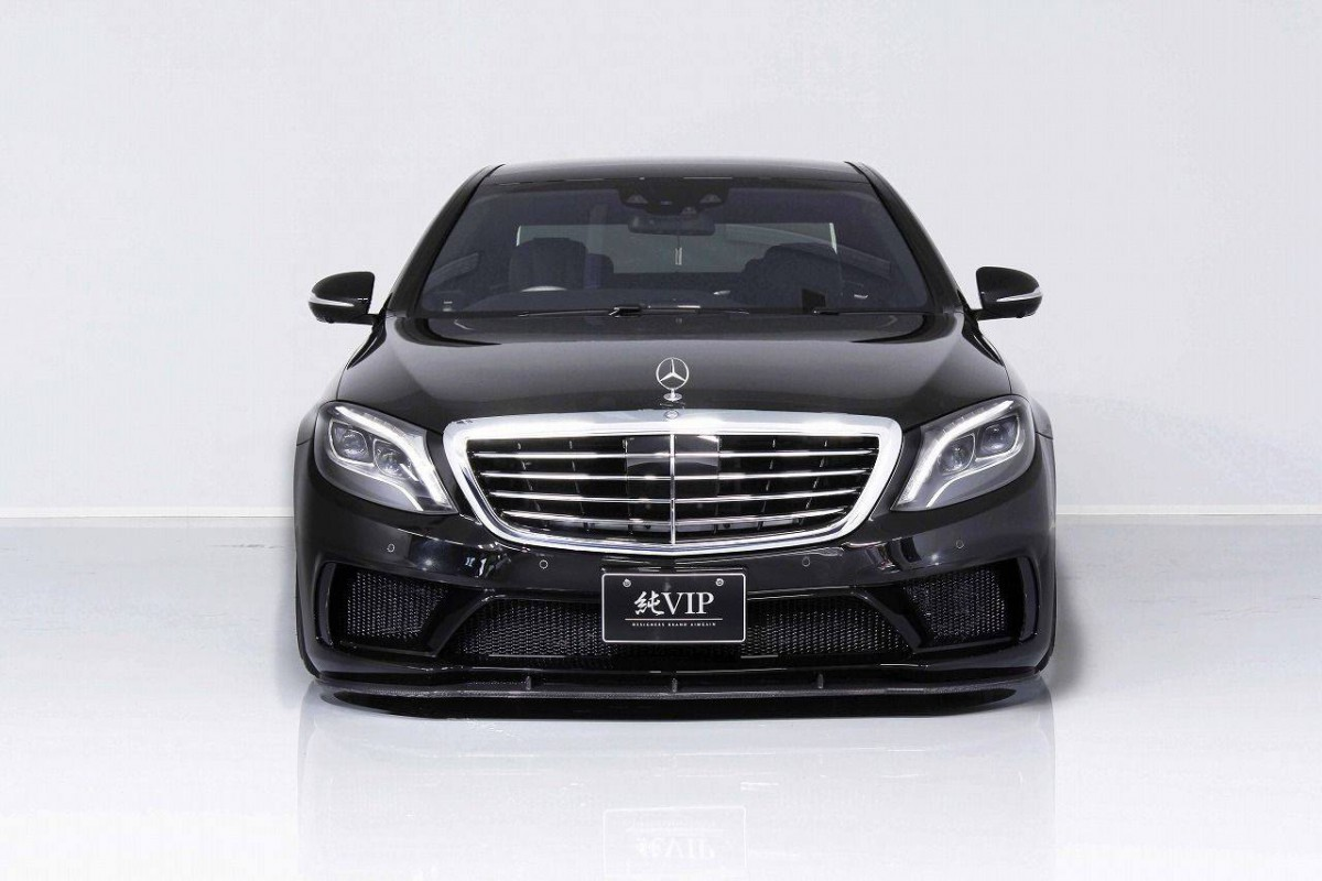 Mercedes benz w222 body kit vip tuning for Mercedes benz vip