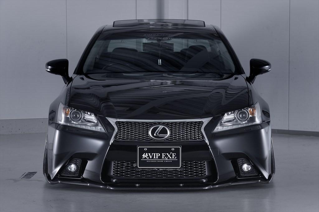 Lexus GS F-Sport - Přední podnárazník CARBON VIP EXE od ...