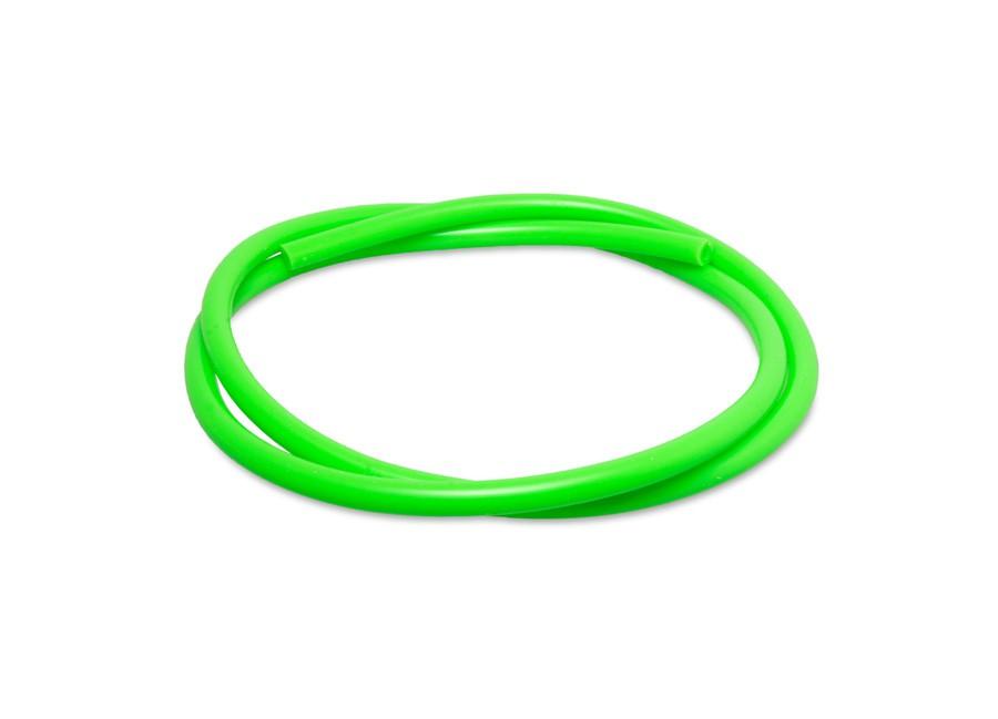 Silikonová podtlaková hadička - zelená ∅ 4mm  d39615ae0e