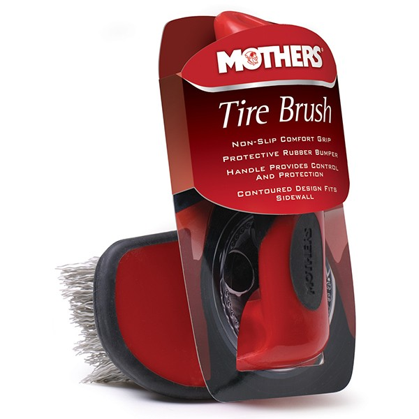 Mothers Tire Brush - kartáč na pneumatiky