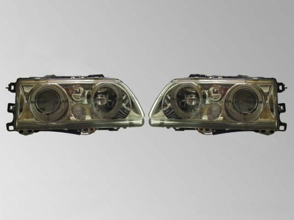 Honda Civic 88-89 Eagle eyes chrom