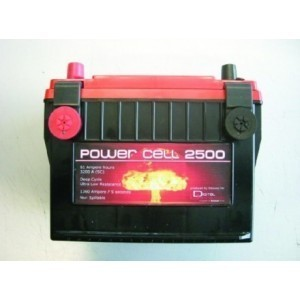 Autobaterie pro hifi - POWER CELL 2500