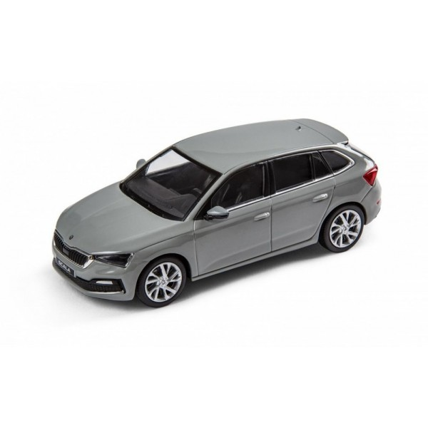 Abrex model 1:43 Škoda Scala Steel Grey