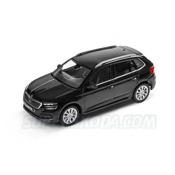 Abrex model 1:43 Škoda Kamiq  BLACK MAGIC