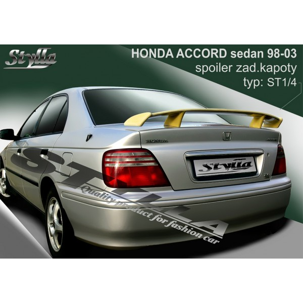 Křídlo - HONDA Accord sedan 98-03  II.