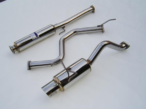 PRELUDE 97- Cat Back System N1 o INVIDIA