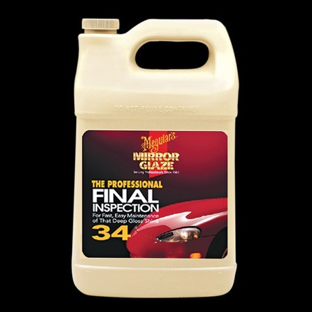 Meguiars Final Inspection - 3.78 L