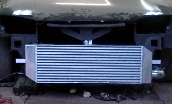 Intercooler 720*260*90