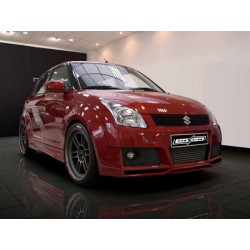 Kompletní body kit Suzuki Swift 04-10