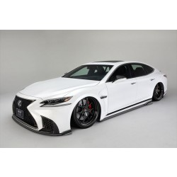 Lexus LS500 F Sport - body kit od AIMGAIN  3-dílný set CARBON