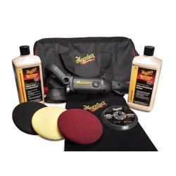 Meguiar's Mirror Glaze Soft Buff DA Kit 5