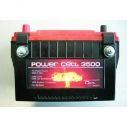 Autobaterie pro hifi - POWER CELL 3500