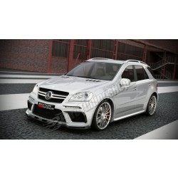 Mercedes Benz ML W164 05-08 - Body kit
