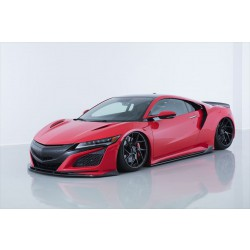 Honda NSX - body kit od AIMGAIN  4-dílný set FRP