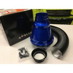 Kvalitní krytý sportovní vzduchový filtr APOLO modrý 623ce4fef7