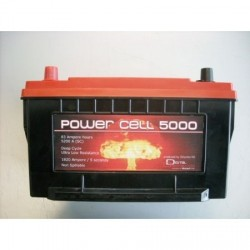 Autobaterie pro hifi - POWER CELL 5000