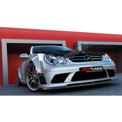 Mercedes CLK W 209 - Body kit vzhled BLACK SERIE s kapotou