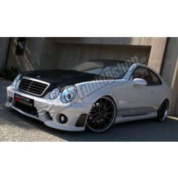 Mercedes CLK W 208 - Body kit vzhled W204 AMG