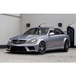Mercedes C- klasse W204 AMG BLACK SERIES Sedan Body kit