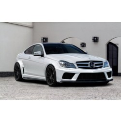 Mercedes C- klasse W204 AMG BLACK SERIES Coupe Body kit