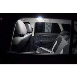 Led osvětlení do interiéru auta