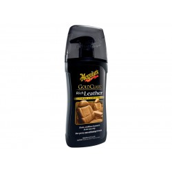 Meguiar's Gold Class Rich Leather Cleaner/Conditioner - čistič a kondicionér na kůži, 400 ml