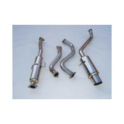 CRX 88-91 - Cat Back System N1 od INVIDIA