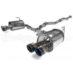 Subaru Impreza 2014- Cat-back exhaust Q300
