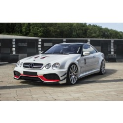 Mercedes CL W215 - Komplet wide bodykit R66