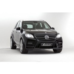 Mercedes Benz ML350 W166 Blue EFFICIENCY s PTS - Body kit Lorinser