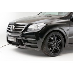 Mercedes Benz ML350 W166 Blue EFFICIENCY- Body kit Lorinser