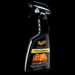 Meguiars Gold Class Leather & Vinyl Cleaner - 450 ml