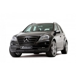 Mercedes Benz ML W164 facelift - Body kit Lorinser bez park. asistenta
