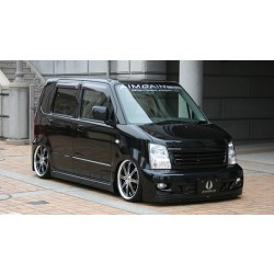 Suzuki Wagon-r MH21/22 - body kit EURO EDITION od AIMGAIN 3-dílný set