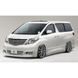 Toyota Alphard - body kit GRAND od AIMGAIN 3-dílný set