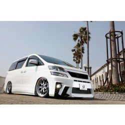 Toyota Vellfire - body kit GRAND od AIMGAIN 4-dílný set