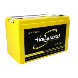 Autobaterie pro hifi - HOLLYWOOD HE-0100 (SPV 100)