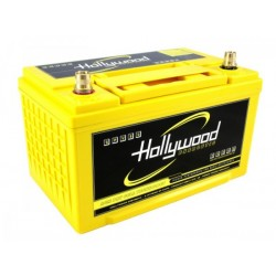 Autobaterie pro hifi - HOLLYWOOD HE-0080 (SPV 80)