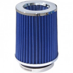 Vzduchový filtr - modrý + redukce 60-90mm 9ed83a9d62
